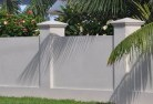 Whitfield QLD Barrier wall fencing 1